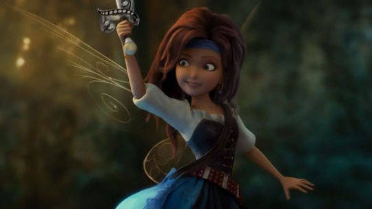 Disney Fairies - Tinker bell and the Pirate Fairy Trailer