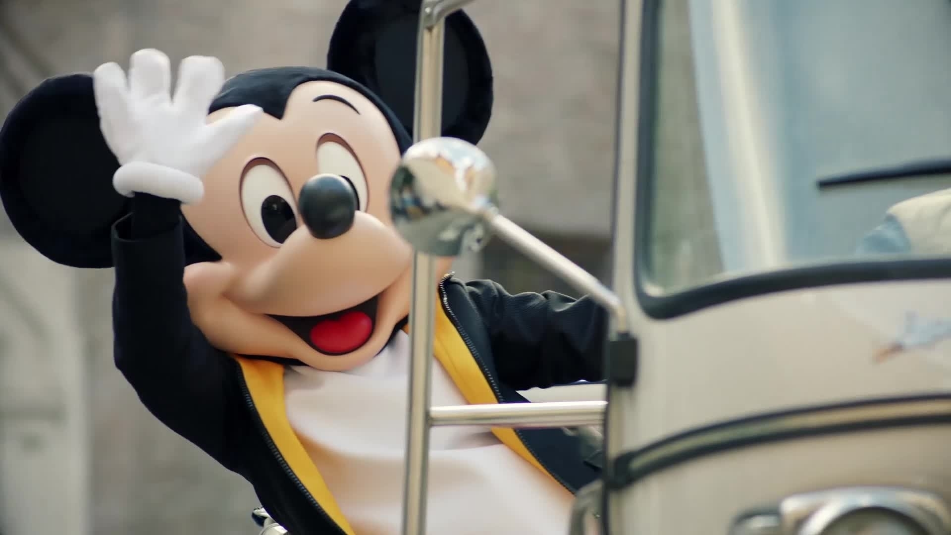Mickey fait le tour du monde !