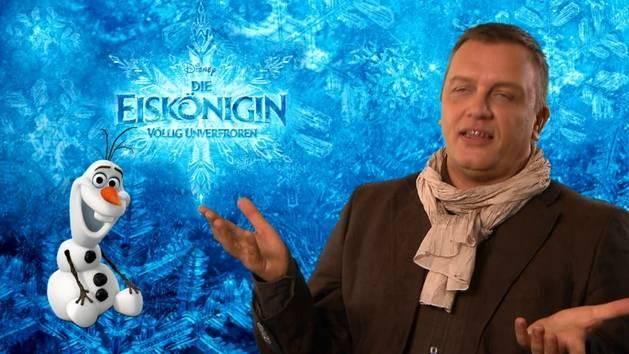 Die Eiskönigin: Hape Kerkeling ist Olaf