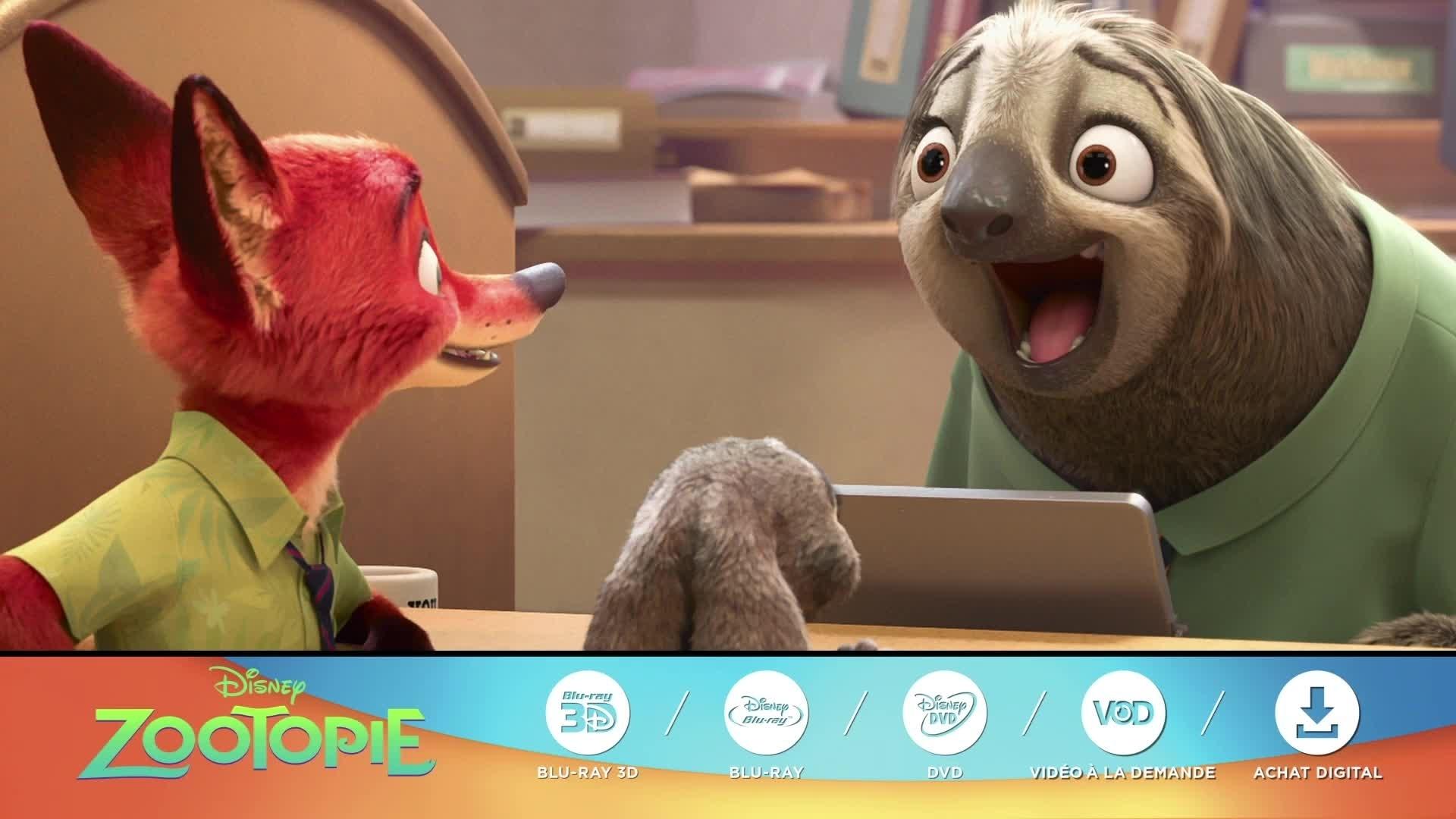 Disney présente Zootopie - 1