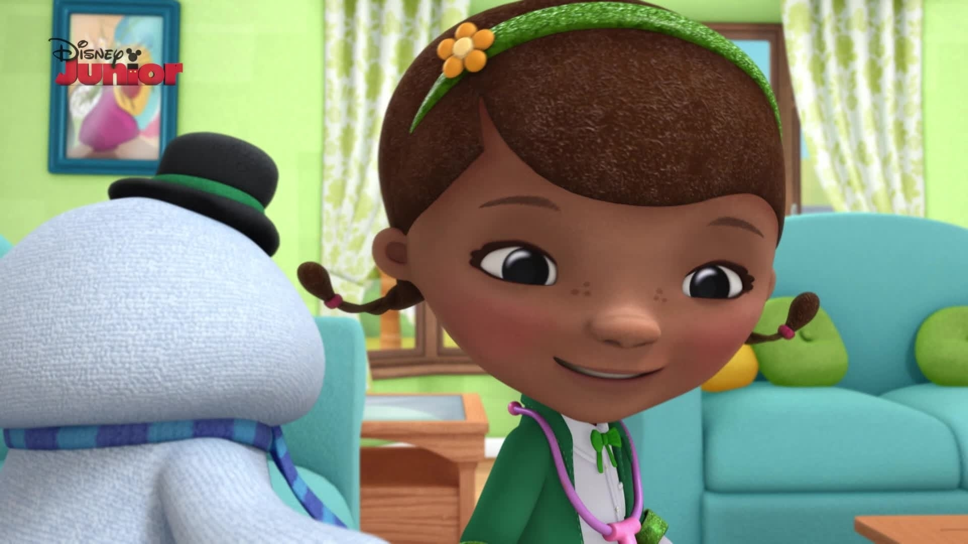 Irish McStuffins