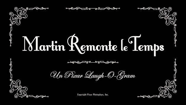 Cars toon - Martin remonte le temps