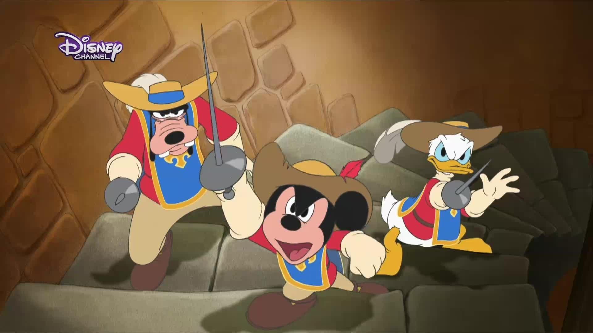 Lieblingsfilm am Samstag: Die drei Musketiere