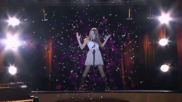Violetta - I Find It All Inside The Music