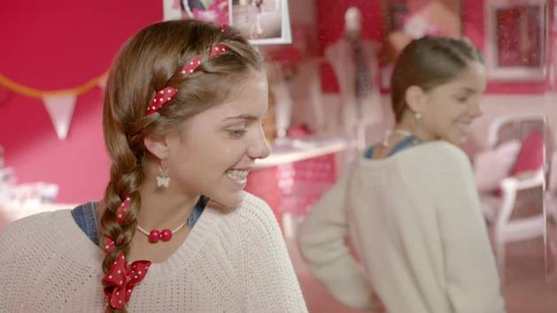 Minnie Fashion – Frisur