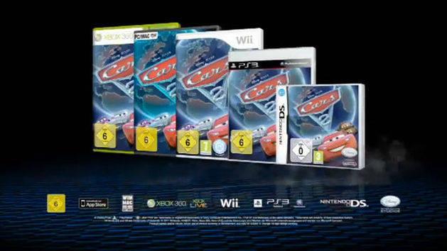 Cars 2 - Das Videospiel - Trailer #2