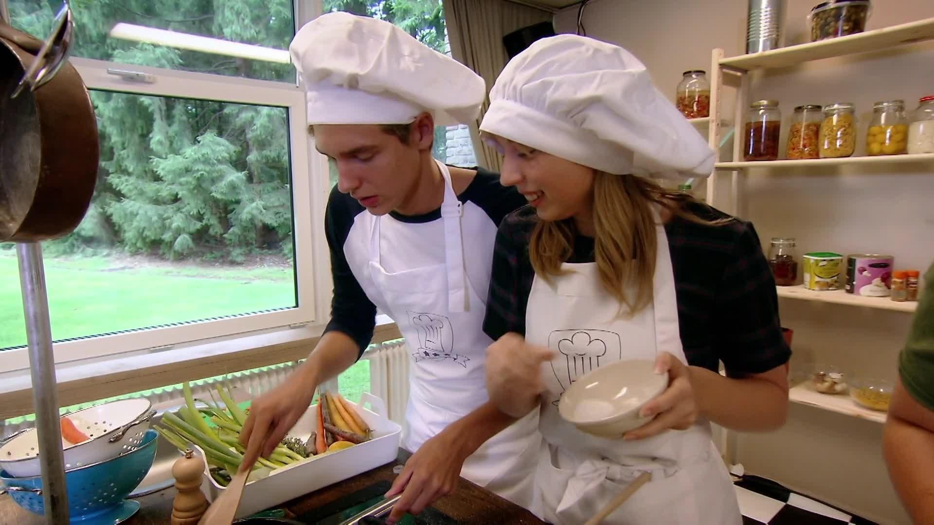 Les Chefs Toqués - Le plat signature