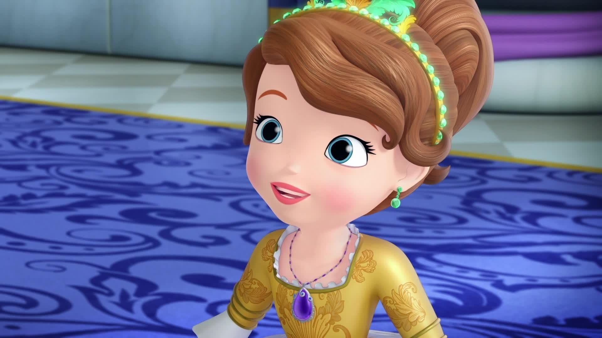 Princesse Sofia - Le cadeau idéal