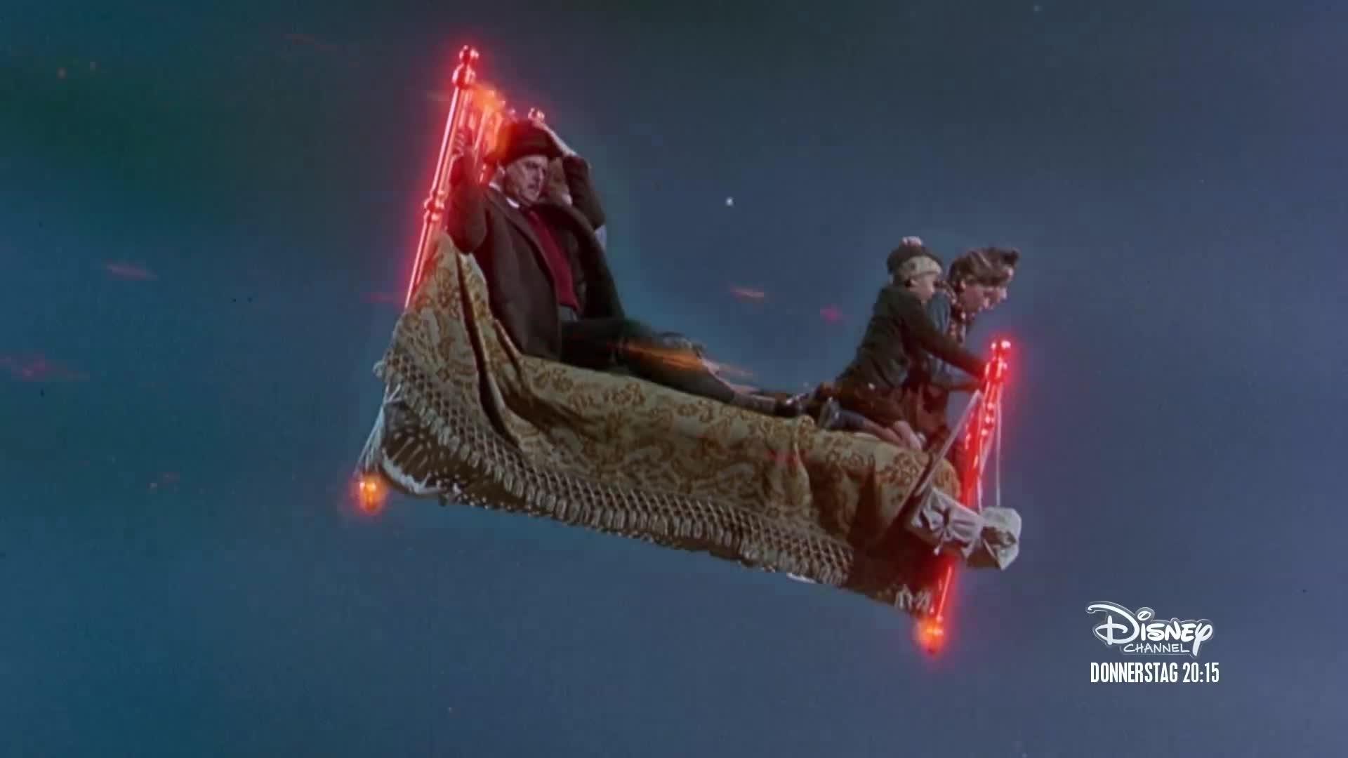 Die tollkühne Hexe in ihrem fliegenden Bett - Dein Filmrendezvous am Donnerstag