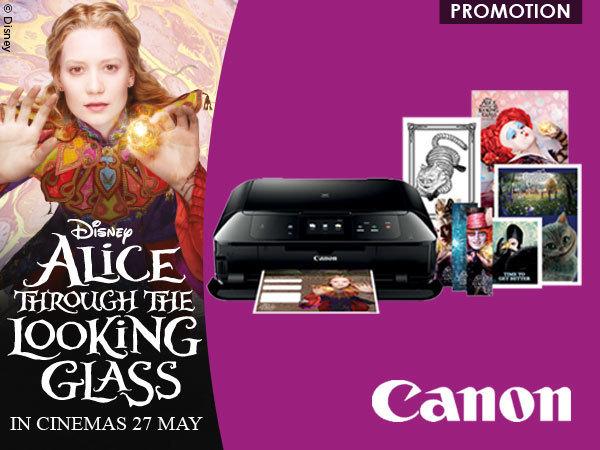 Win an Alice-inspired mini break plus cinema tickets