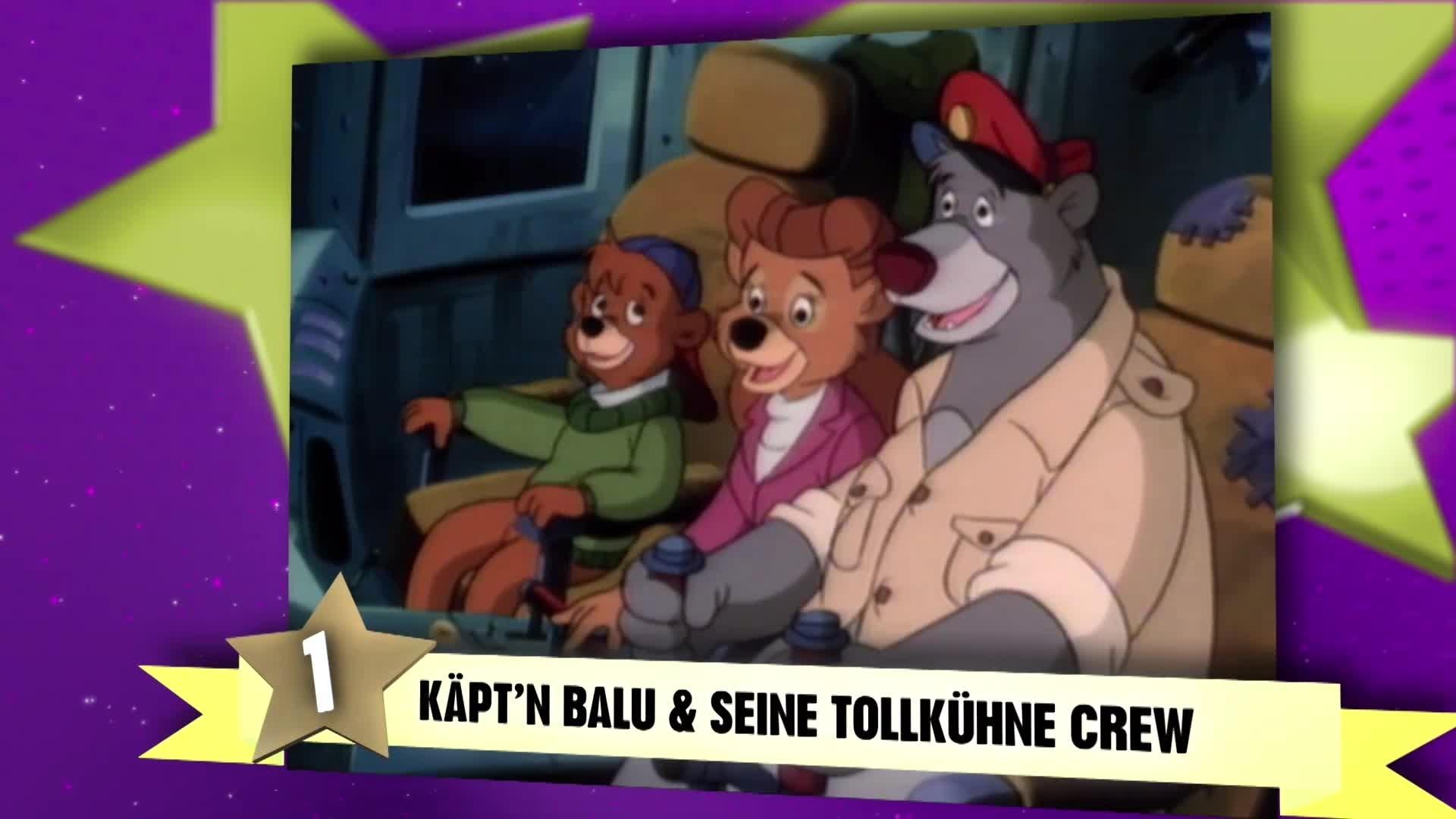 Disney Channel Kultserien im September