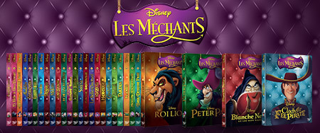 Les Méchants Disney