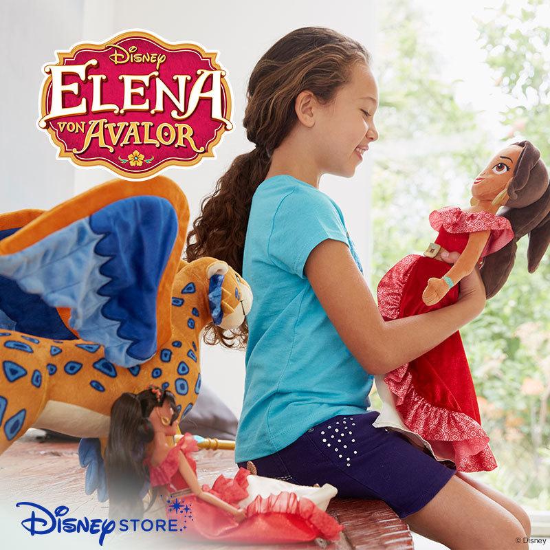 Elena von Avalor im Disney Store