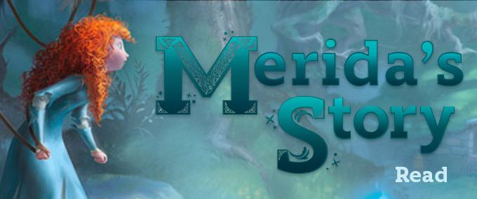 Merida's Story