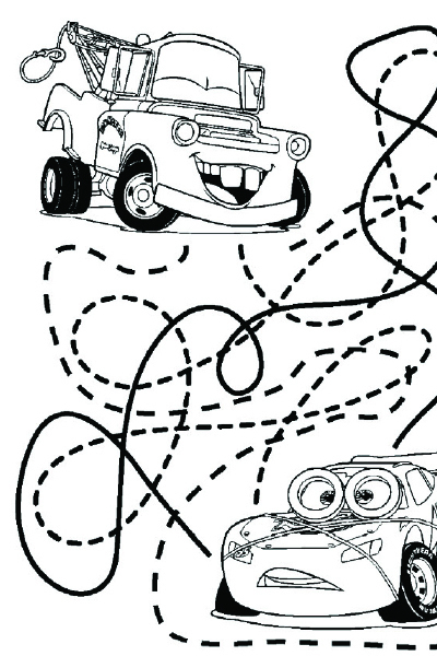 coloriages flash mcqueen disney coloriages fr. Black Bedroom Furniture Sets. Home Design Ideas
