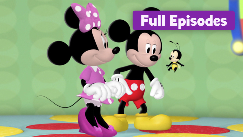 Minnie's Bee Story - Full Episode