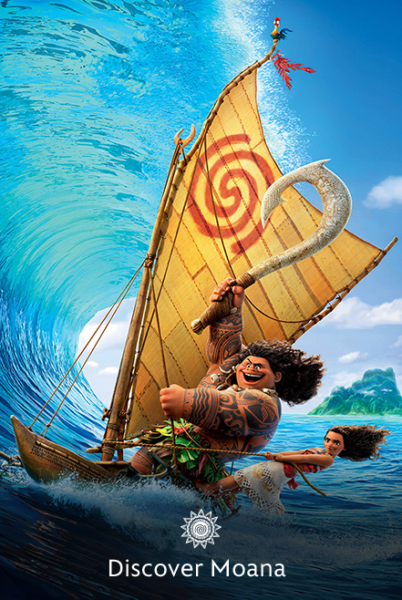 UK - Christmas - Moana Visit the Website