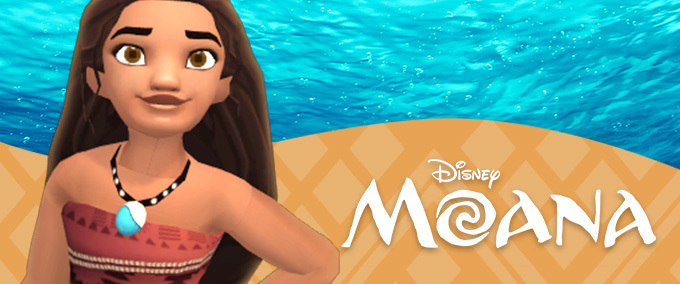 Join Moana In Discovering And Navigating The New World Of Coding