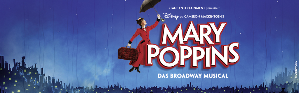 Mary Poppins Musical Hero DE