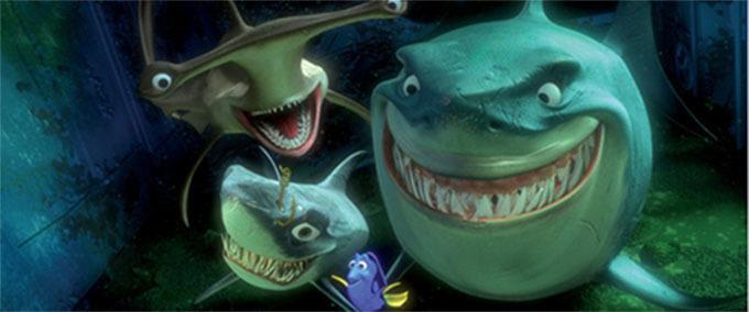 Le plus difficile de tous les tests sur Le monde de Nemo