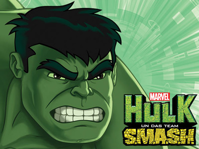 Hulk und das Team S.M.A.S.H.