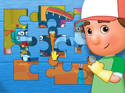 Pat's Picture Puzzles