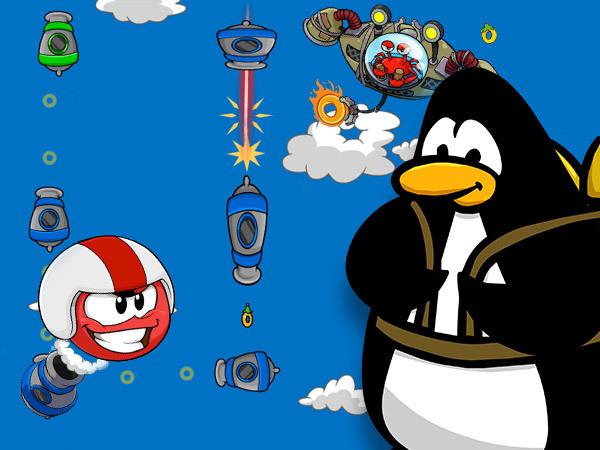 Penguin Swing | Addicting Games