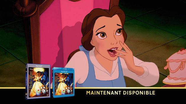 La Belle et la Bête - Bande-annonce Blu-ray & DVD