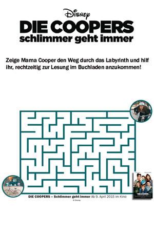 Die Coopers - Labyrinth