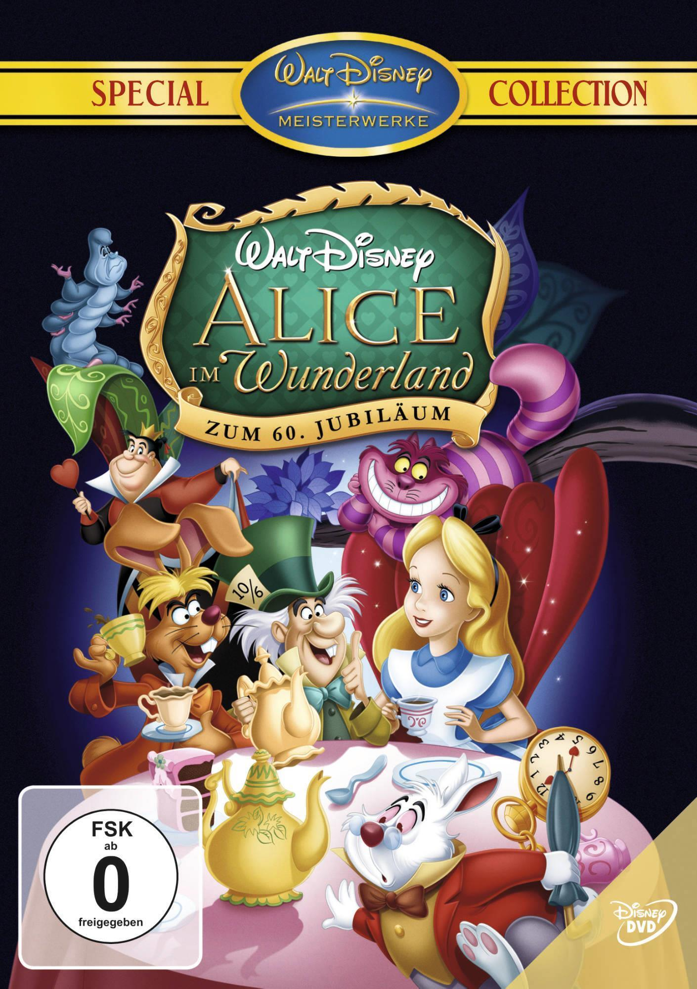 alice im wunderland disney filme. Black Bedroom Furniture Sets. Home Design Ideas