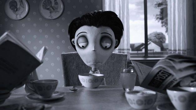 Frankenweenie - Comic-Con Hommage Trailer