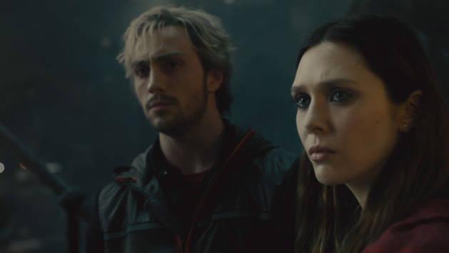 """Avengers : L'ère d'Ultron - Bonus """"Frère et Soeur"""""""