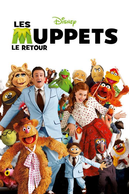 Coloriages Les Muppets, le retour