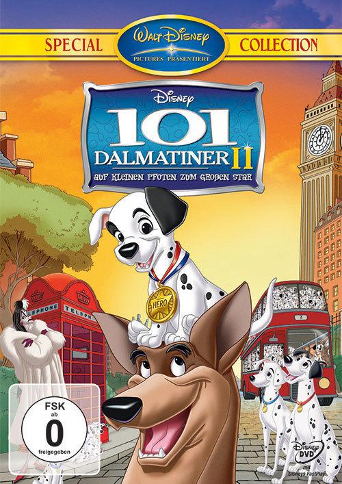 101 Dalmatiner 2 - Auf kleinen Pfoten zum großen Star