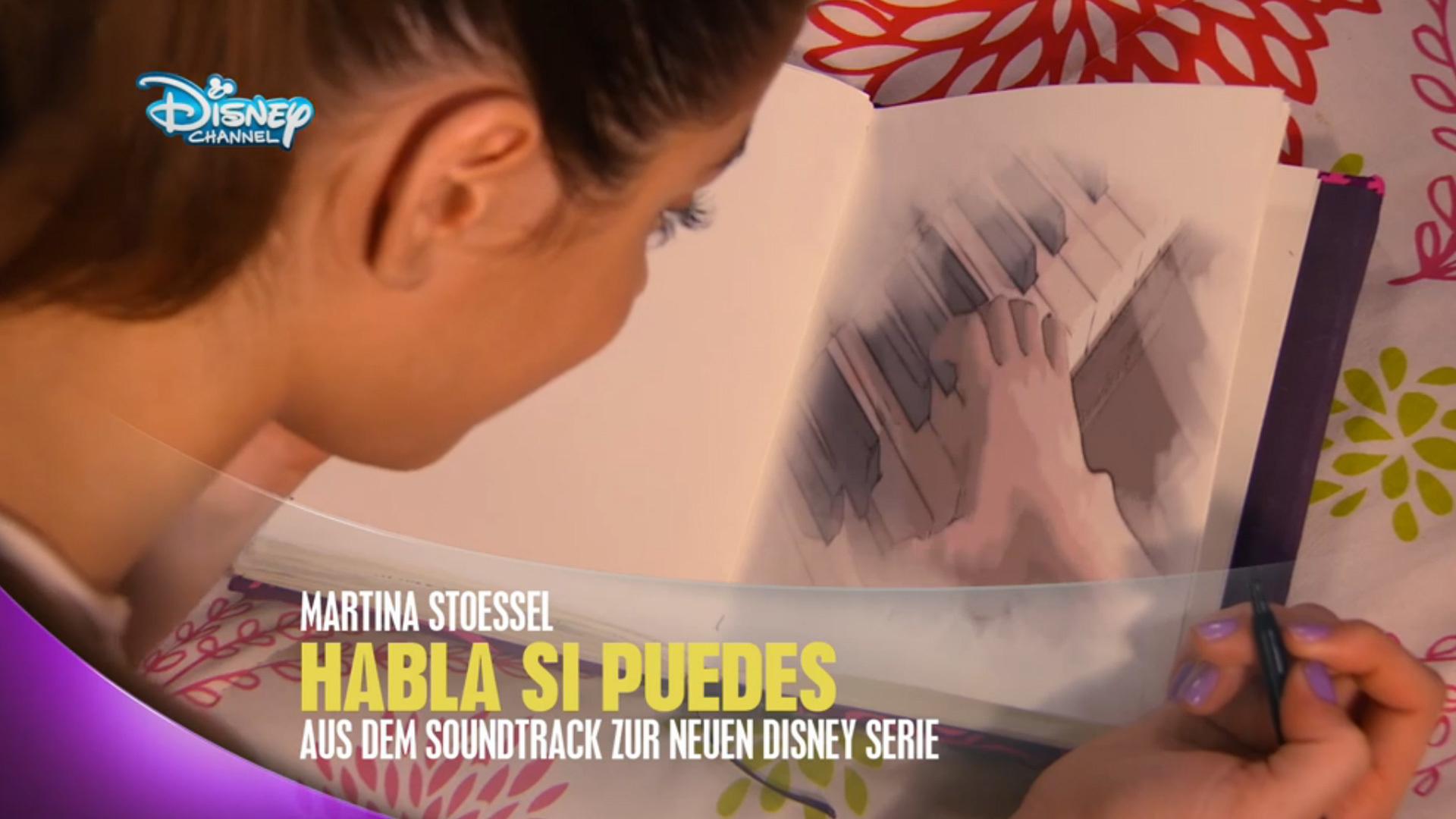 Habla Si Puedes - Violetta Musikvideo