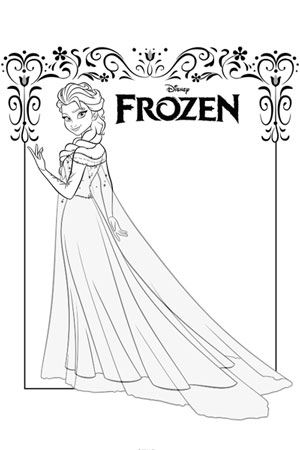 Kleurplaat Kerst Olaf Frozen Colouring Pages Amp Fun Activities For Kids Disney Uk