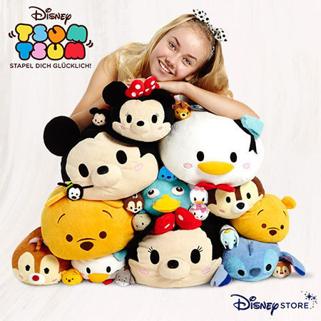 Tsum Tsum im Disney Store