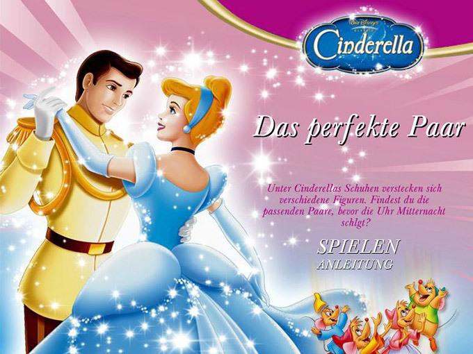 Disney Prinzessinnen - Das perfekte Paar