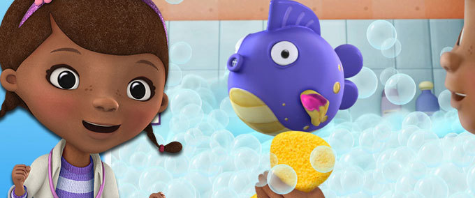 Bathtime Game