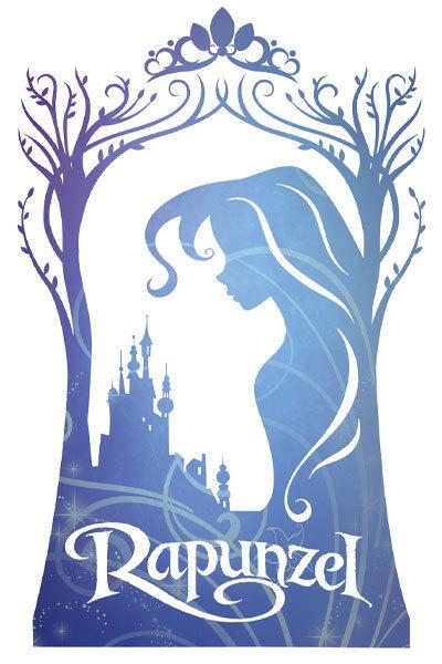 Rapunzel story: Teardrop Of The Sky