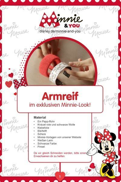 Minnie & You - Armreif