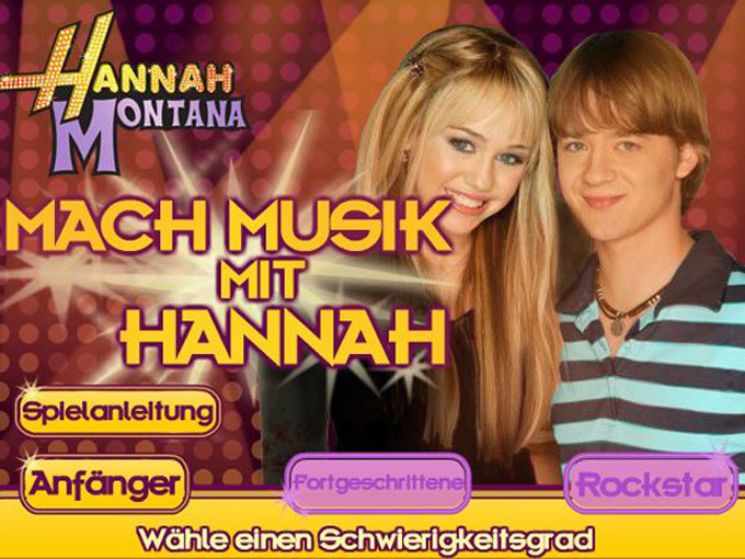 Mach Musik mit Hannah
