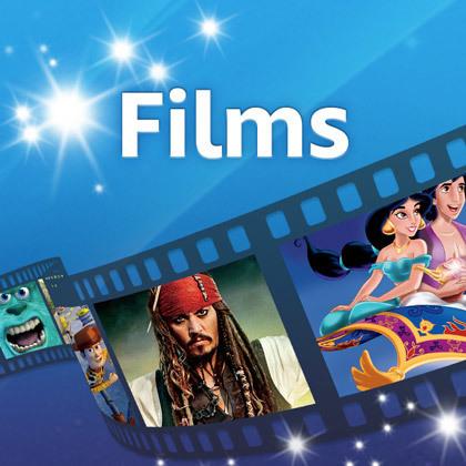 Vidéos Films Disney