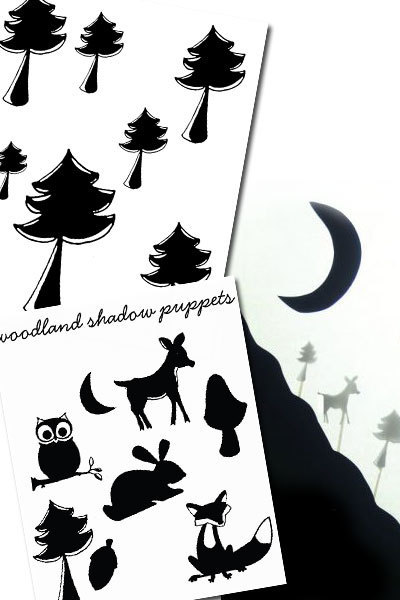 Shadow Puppets Activity
