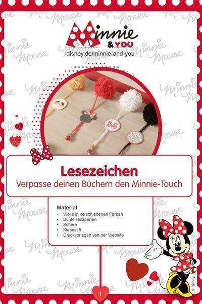 Minnie & You - Lesezeichen