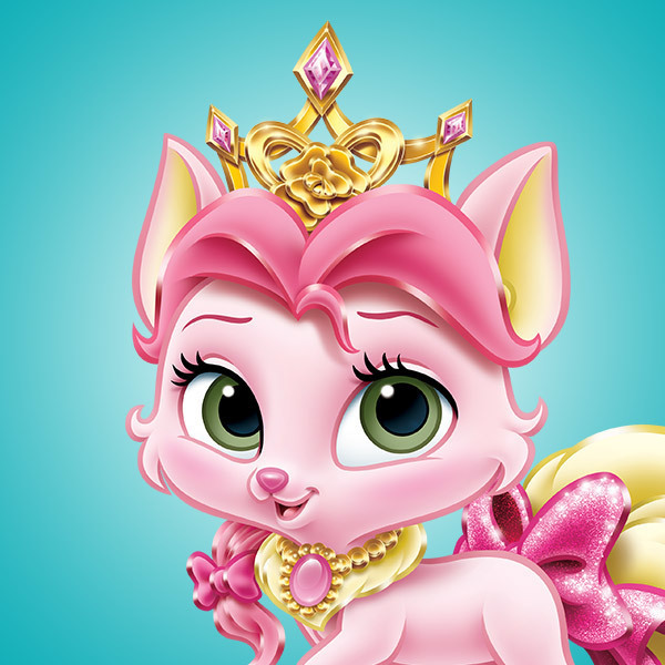 Belles Kätzchen Pinka