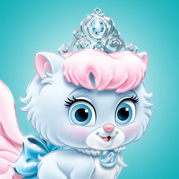 Cinderellas Kätzchen Sabina