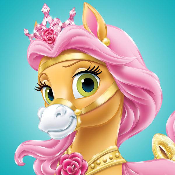 Belles Pony Suzette