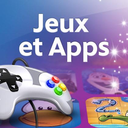 Jeux et Apps