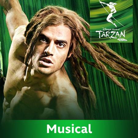 Disney Live Tarzan